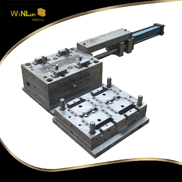 Factory directly sales Trade Assurance plastic worm gear mold
