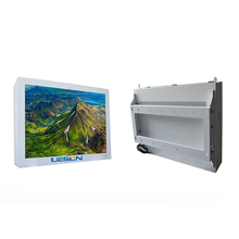 Factory sale 43 inch full hd media player outdoor digital signage