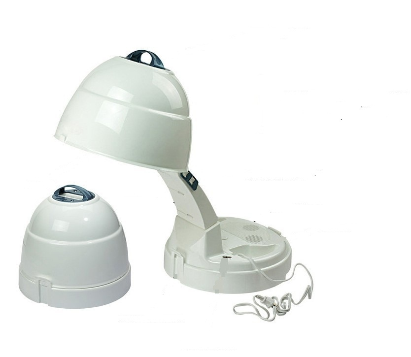 Salon professional ozone hair steamer