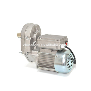 Induction Electric Geared Torque Motor Direct Drive