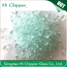 Colorful Fireplace Tempered Glass Chips