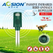 Hot selling !! Outdoor PIR pigeons repellent / no more birds