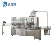 Low Price PET Bottle Complete Concentrated Fruit Juice Hot Filling Machine