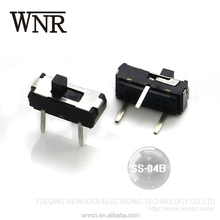 WNRE stereo Toggle Switch for toys 3 pin two way SS-04B