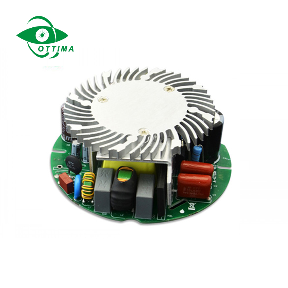 Constant current intertek led lighting driver power supply 12v 6w 12w 15w 18w 20w 30w 50w 60w 80w round shape led driver