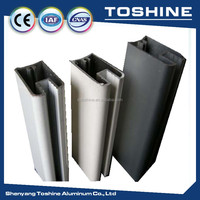 Great ! supply triangle aluminum extrusion profile , 6063-T5 Grade Powder coating all types of aluminium extrusion