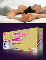 2016 Hot Sale Best Quality 100% Natural Latex Colored Woman Condom Female Liquid Condom Factory