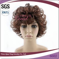 Fashion Natural Afro Hair Wig Curly