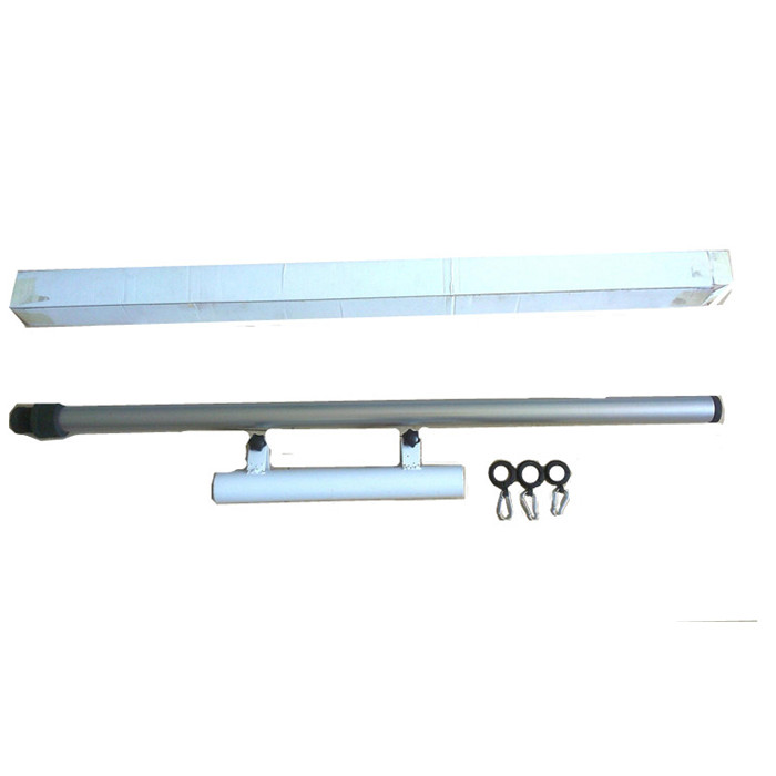 telescopic GRP flying flag mast