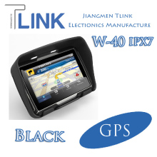 4.3 Inch Waterproof GPS Car Tracker Wince 6.0 AV IN Cable GPS AV In Output FM Tramsimitter CMMB ISDB-T