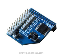 BANANA PI I2C GPIO extend board raspberry pi function extend board