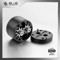 ISO 9001 Certificated Factory High Precision small differential gear box with low price