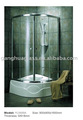 Luxiriy Conner High Bathtub Shower Room