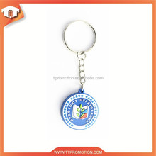 Wholesale badminton keychain