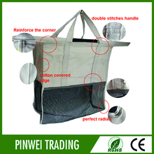 supermarket trolley cart bags/ reusable grocery cart shopping bags
