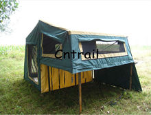 7ft camper trailer tent