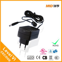 High Quality Power Supply 12v dc with CE UL PSE KC