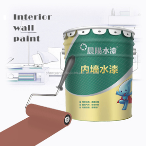 Supplier CN450 highest rated acrylic flexible interior wall latex paint