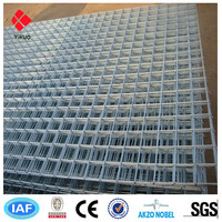 Welded wire mesh panel(galvanized and pvc/ plastic coated)