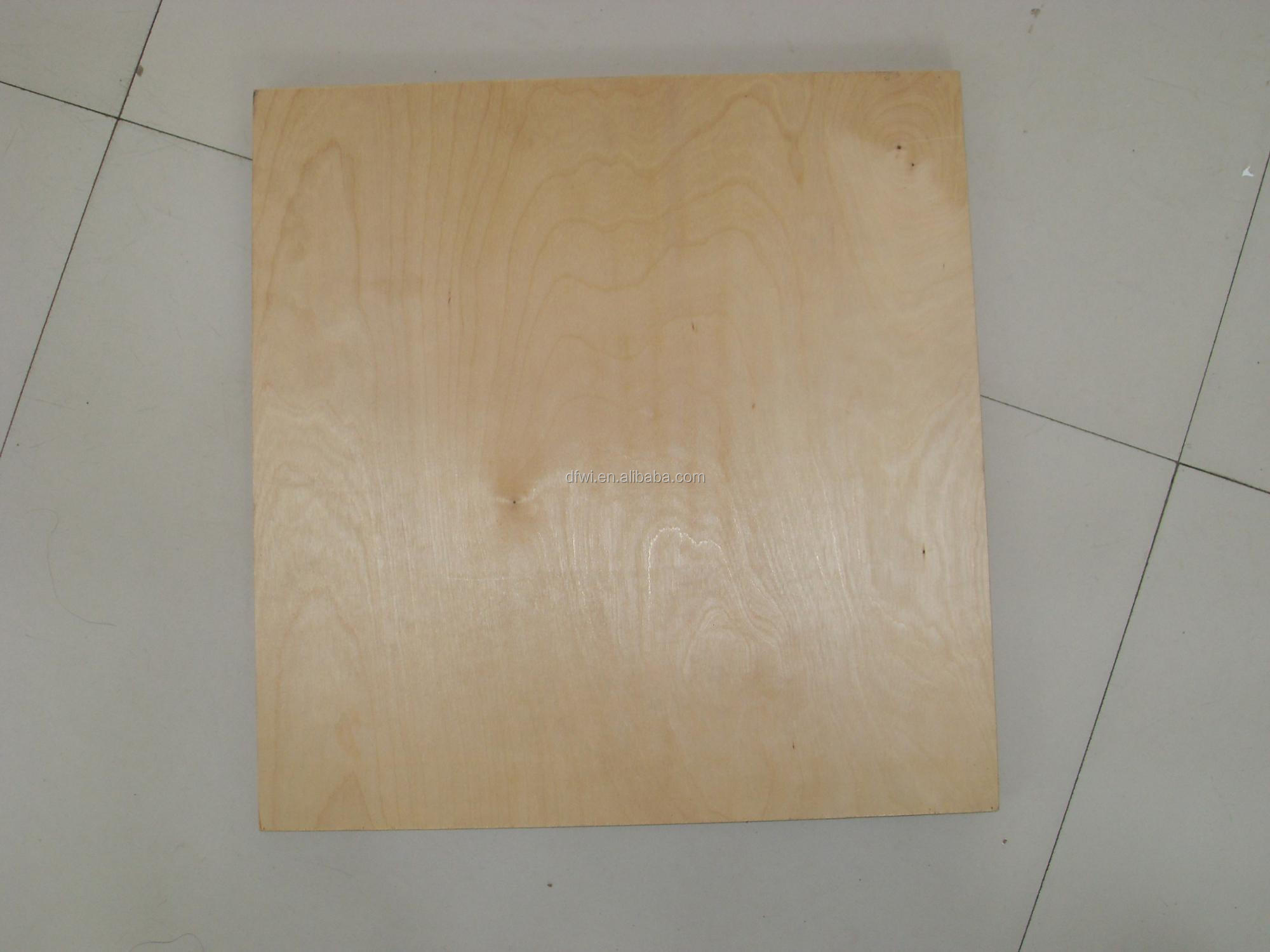 high quality cheap price birch plywood