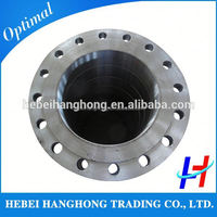 carbon steel pipe fitting flange ASTM/DIN/JIS supply