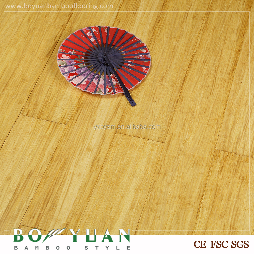 China top ten selling products sustainable eco forest easy lock bamboo flooring