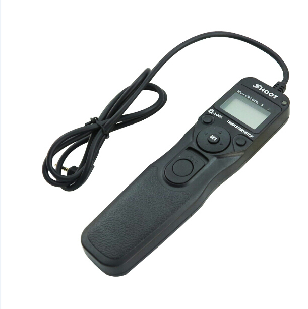 New Hot Timer Remote Shutter DMW-RS1 for Panasonic Lumix