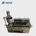 Hot sale gas heating donut machine automatic mini donut making machine