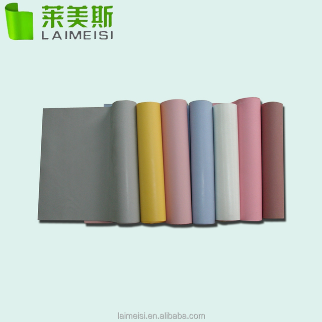 Soft Slip Transparent insulator Mica Silicone Rubber Sheet