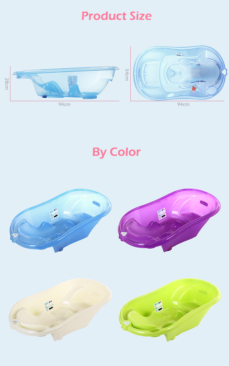 new style hot sale alibaba trade assurance china factory durable plastic baby swimming pool bathtub