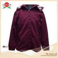 High quality winter jacket for men and women with hood