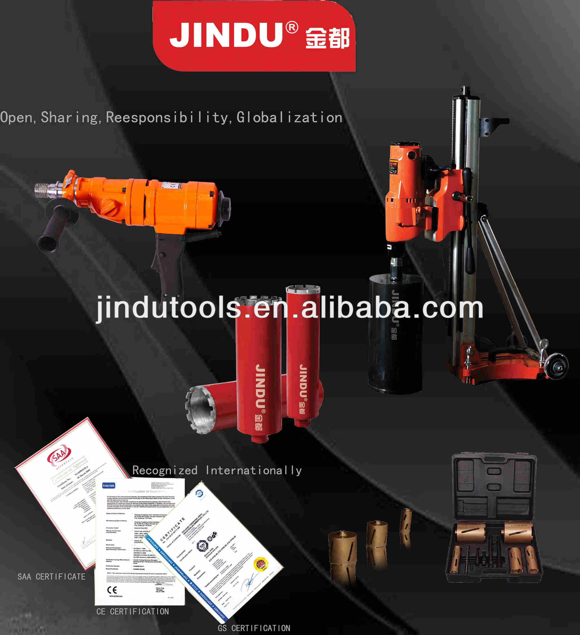 Professional and Original Z1Z-CF02-255B2 angle core drill