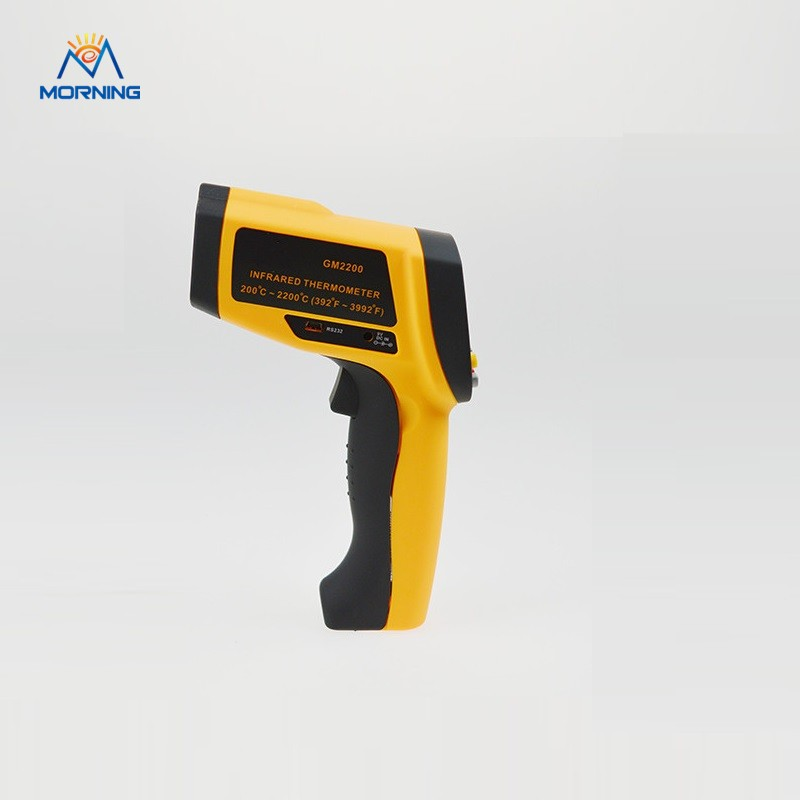 GM2200 gun type digital laser infrared thermometer