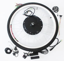 CNV 2018 CE approval electric bicycle 700c wheel kit 36v 250W/350W/500w from ebike manufacturer