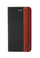 Rose wood / leather flip Phone Cases For Apple Iphone 6