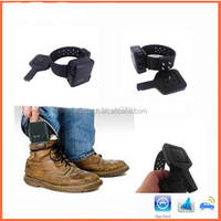 Ankle bracelet GPS tracker with strap for offender,prisoners,inmates,parolees /Spy mini gps tracking chip MT110 CE