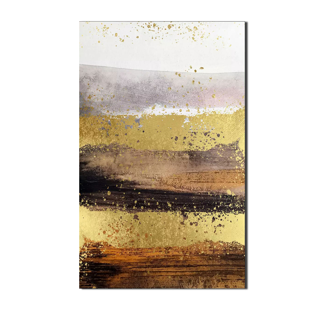 contemporary art wall hanging <strong>picture</strong> on modern abstract canvas painting
