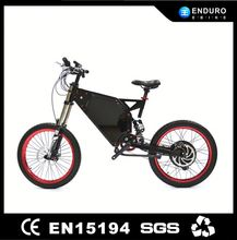 The fastest Electric mountain bicycle in the world ! Golden Motor E bicycle