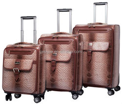compass luggage trolley bag, car roof luggage, trolley sets