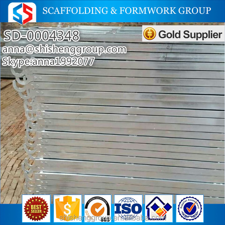 SS group supplier alibaba top ten STK 500 aluminum deck for scaffolding,made in Tianjin