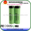 Round battery 3400mah rechargeable battery ncr 18650 battery