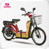 long range Electric Bike for passenger