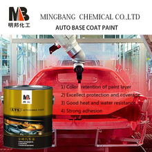 Car 2k top metallic color paint free samples