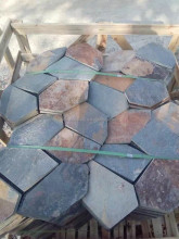 high quality beautiful crazy paving stone