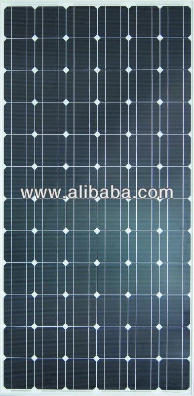 SolarBK High Efficiency TUV, ISO, UL, OHSAS 156 Series Monocrystalline Silicon Solar Module 175W-205W