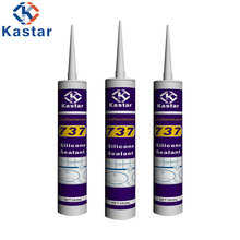 Tubes & Drum Transparent Neutral Sanitary Sealant Silicone For Sale