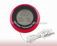 Magnetic Thermometer Promotional Fridge Magnet Dial Thermometer