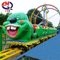 Amusement Roller Coaster For Kids
