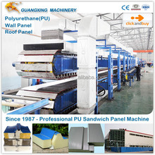 German tech polyurethane foam making machine with CE
