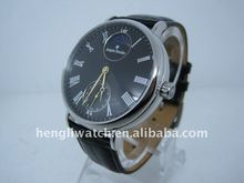 2011 new fashion luxury automatic movement stainless steel watch